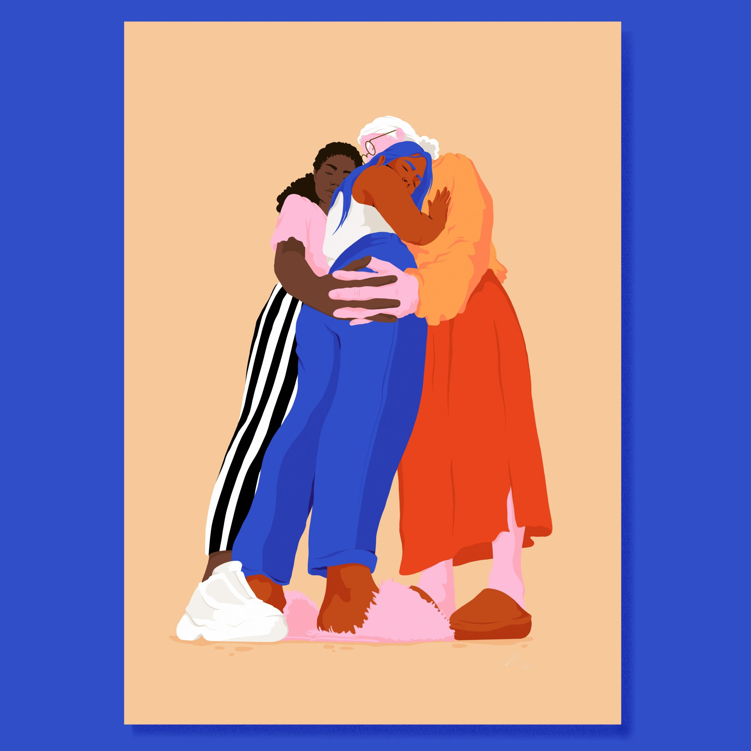 Artprint Empathy